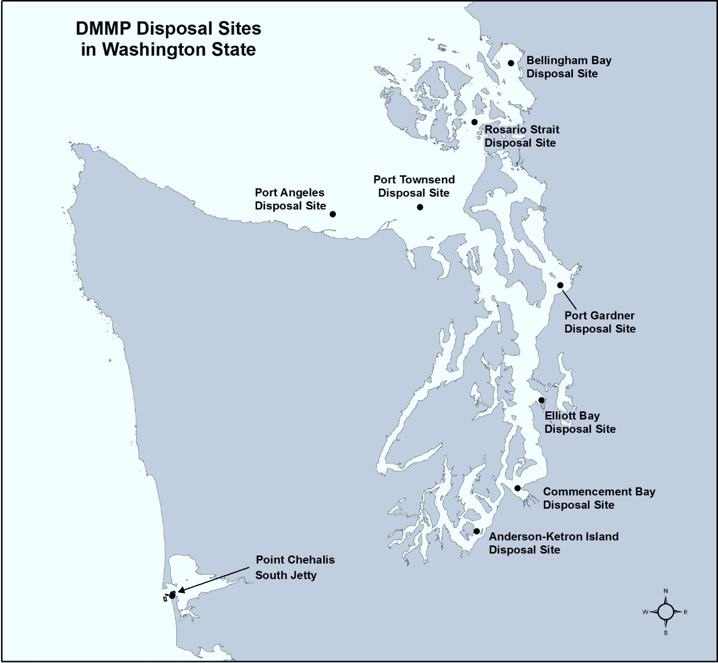 Seattle District > Missions > Civil Works > Dredging > Disposal