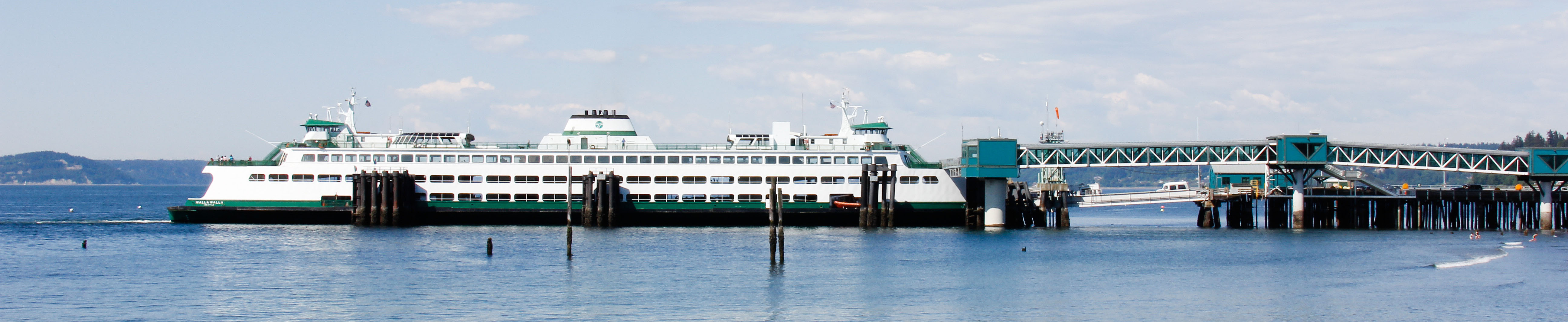 Photo of Edmonds Ferry, Edmonds, Washington
